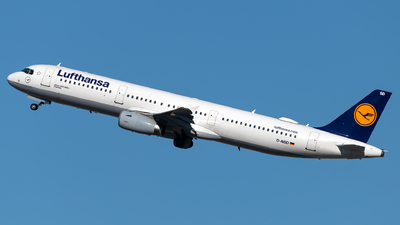 A picture of DAISD - Airbus A321231 - Lufthansa - © Jonathan Mifsud