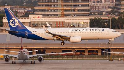 B-1557 - Boeing 737-85C - Jiangxi Airlines