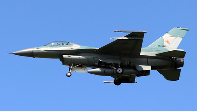 TS-1639 - Lockheed Martin F-16C Fighting Falcon - Indonesia - Air Force