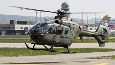T-352 - Eurocopter EC 635P2 - Switzerland - Air Force
