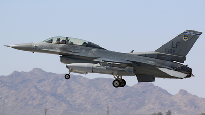 83-1185 - General Dynamics F-16D Fighting Falcon - United States - US Air Force (USAF)