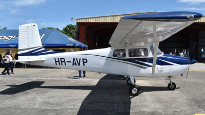 HR-AVP - Cessna 172 Skyhawk - Private