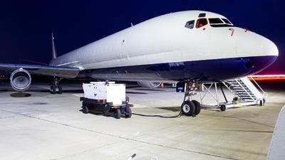 N873SJ - Douglas DC-8-73(F) - Skybus Jet Cargo