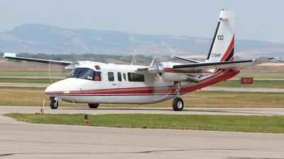 A picture of CGHWF - Aero Commander 690A - Conair - © Mike MacKinnon