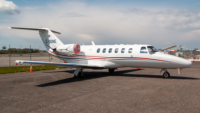 G-SONE - Cessna 525A CitationJet 2 - Centreline Air Charter