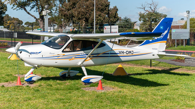 VH-OMJ - Tecnam P2008 - Private
