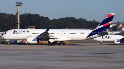 A picture of PRXTI - Airbus A350941 - LATAM Airlines - © Renato Oliveira