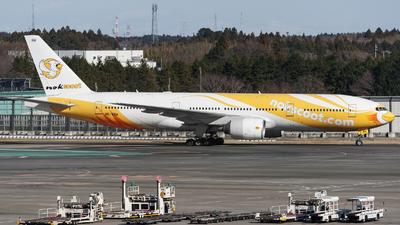 HS-XBA - Boeing 777-212(ER) - NokScoot