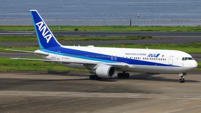 JA607A - Boeing 767-381(ER) - All Nippon Airways (Air Japan)