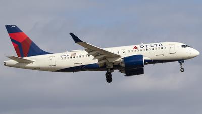 N119DU - Airbus A220-171 - Delta Air Lines