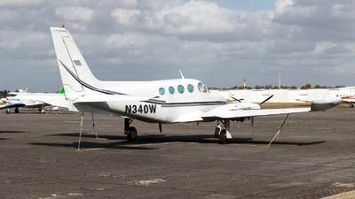 N340W - Cessna 340A - Private