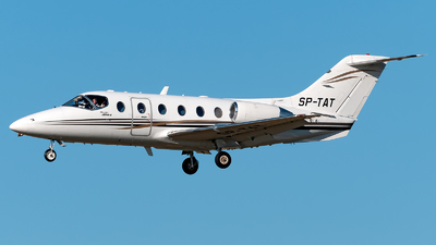 SP-TAT - Beechcraft 400A Beechjet - Smart Jet