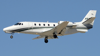A picture of N841DW - Cessna 560XL Citation Excel - [5605177] - © FOKKER AIRCRAFT