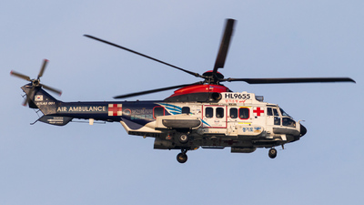 HL9655 - Eurocopter EC 225LP Super Puma II+ - Korean Aerospace Industries