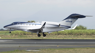 N868DM - Cessna 750 Citation X - Private