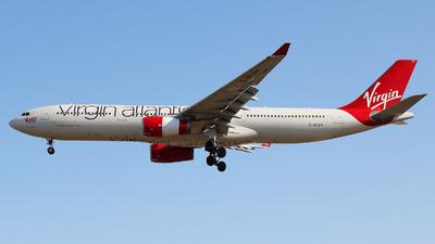 G-VSXY - Airbus A330-343 - Virgin Atlantic Airways