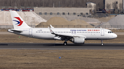 B-007H - Airbus A320-251N - China Eastern Airlines