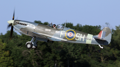 N64SQ - Supermarine Spitfire Mk.IX - Private