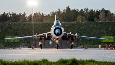 509 - Sukhoi Su-22UM3K Fitter G - Poland - Air Force