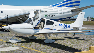 PP-OLA - Cirrus SR22 - Cirrus Aviation