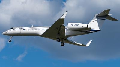 T7-JOYY - Gulfstream G550 - Private