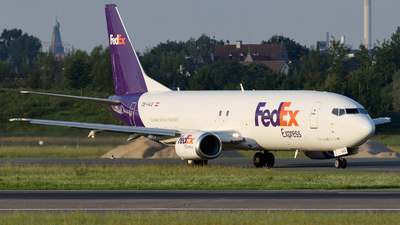OE-IAG - Boeing 737-4Q8(SF) - FedEx (ASL Airlines)