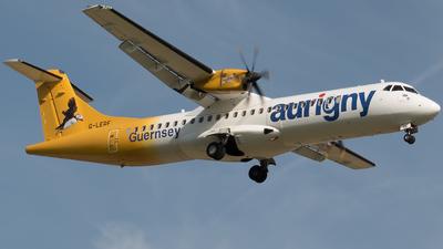 G-LERE - ATR 72-212A(500) - Aurigny Air Services