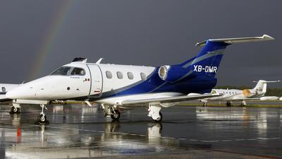 XB-DMR - Embraer 500 Phenom 100 - Private