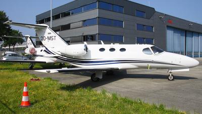 OO-MST - Cessna 510 Citation Mustang - Air Service Liège (ASL)