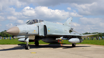38-74 - McDonnell Douglas F-4F Phantom II - Germany - Air Force