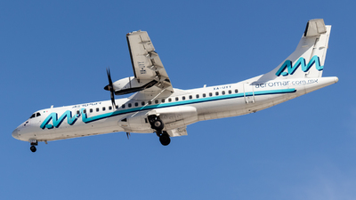 XA-UYY - ATR 72-212A(600) - Aeromar