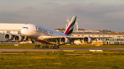 A picture of FWWAU - Airbus A380 - Airbus - © Jardel Koschek
