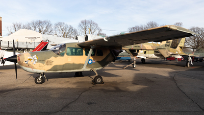 N888B - Cessna 337E Skymaster - Private