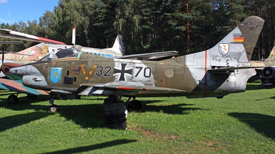 32-70 - Fiat G91-R/3 - Germany - Air Force