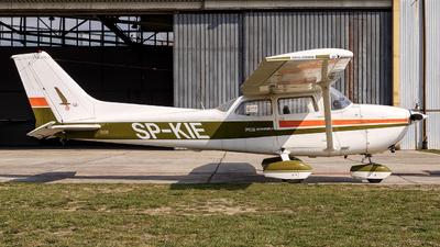 SP-KIE - Reims-Cessna F172N Skyhawk II - Private