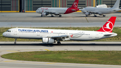 A picture of TCJRC - Airbus A321231 - Turkish Airlines - © Alp AKBOSTANCI