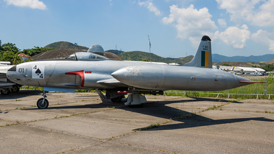 FAB4201 - Lockheed F-80C Shooting Star - Brazil - Air Force