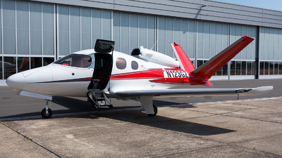 N123GZ - Cirrus Vision SF50 G2 - Private
