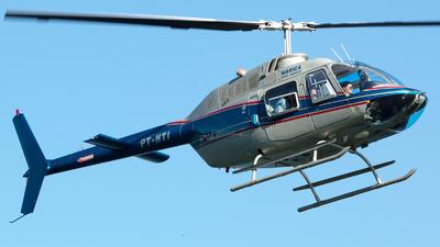 PT-HTI - Bell 206B JetRanger - Private