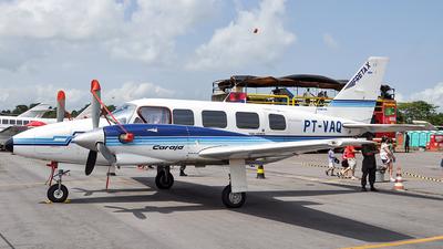 PT-VAQ - Embraer EMB-821 Carajá - Fretax Táxi Aéreo