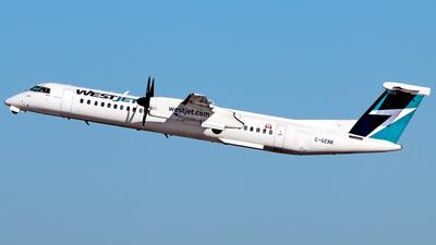 C-GENK - Bombardier Dash 8-Q402 - WestJet Encore