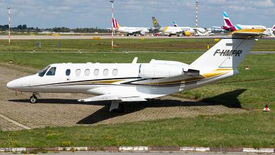 F-HMPR - Cessna 525A CitationJet 2 - Private