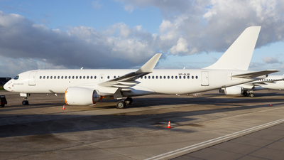VP-BJB - Airbus A220-300 - Untitled