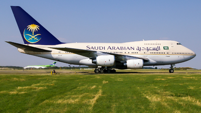 HZ-AIF - Boeing 747SP-68 - Saudi Arabia - Royal Flight