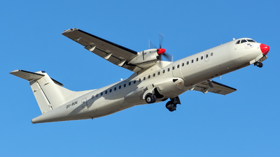 OY-RUG - ATR 72-202 - Danish Air Transport (DAT)