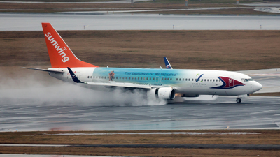C-GVVH - Boeing 737-8Q8 - Sunwing Airlines (Travel Service)