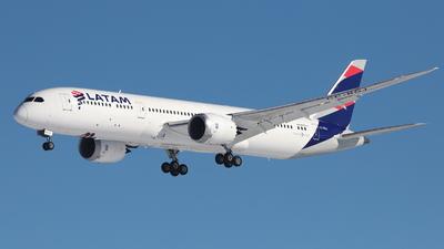 CC-BGJ - Boeing 787-9 Dreamliner - LATAM Airlines