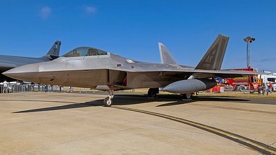 05-4090 - Lockheed Martin F-22A Raptor - United States - US Air Force (USAF)