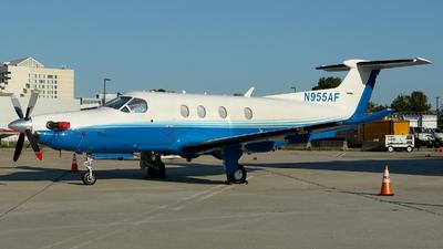 N955AF - Pilatus PC-12/47E - PlaneSense