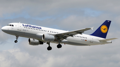 D-AIPA - Airbus A320-211 - Lufthansa
